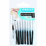 Ekulf Ragers pH Professional 1,5 mm Zwart