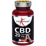 Lucovitaal CBD Cannabidiol 20 mg