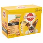 Pedigree Multipack Maaltijdzakjes Adult Selection