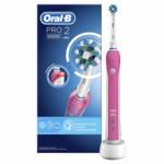 Oral-B PRO 2 2000N Elektrische Tandenborstel Roze