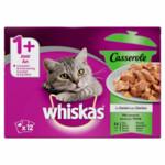 Whiskas Casserole Adult Mix Selectie in Gelei