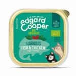 Edgard & Cooper Vers Kattenvoer Bio Kip - Vis