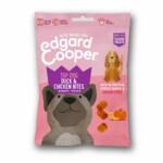Edgard & Cooper Bites Eend en Kip  50 gr