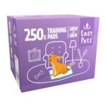 EasyPets Trainingspads 58 x 58 cm  250 stuks