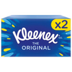Kleenex Original Tissues Duo Pack