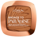 L'Oréal Paradise Bronzer 02 Back To Bronze