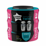 Tommee Tippee Twist & Click Navulcassettes