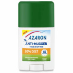 Azaron Anti Muggenstck 20% DEET