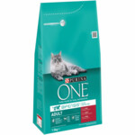 Purina One Adult Rund - Volkoren Granen