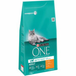 Purina One Adult Kip - Volkoren Granen