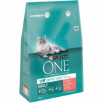 Purina One Adult Zalm - Volkoren Granen