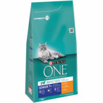 Purina One Senior Kip - Volkoren Granen