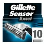 Gillette Sensor Excel 10 stuks