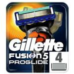 Gillette Fusion Proglide 4 pack