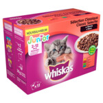 Whiskas Junior Multipack Classic in Saus
