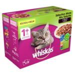 Whiskas Adult Multipack Mix in Saus