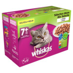 Whiskas Senior Multipack Mix in Gelei