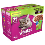 Whiskas Senior Multipack Mix in Saus
