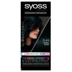 Syoss Trending Now Haarverf 3-44 Zwart