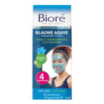 Bioré Blauwe Agave en Baking Soda Direct Verwarmend Klei-Masker