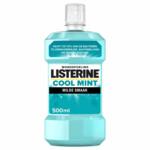 Listerine Mondwater Coolmint Mild