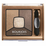 Bourjois Smoky Stories Oogschaduw Palette 6 Upside Brown