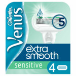 Gillette Venus Embrace Sensitive Scheermesjes  4 stuks