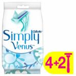 Gillette Venus Simply Venus Wegwerpmesjes