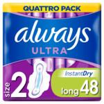 Always Maandverband Ultra Long  48 stuks