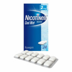 Nicotinell Kauwgom Cool Mint 2 mg