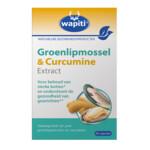 Wapiti Groenlipmossel Curcum