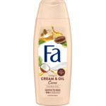 Fa Douchecreme Cream & Oil Cacaobutter & Coconut oil