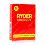 Ryder Condooms   12 stuks