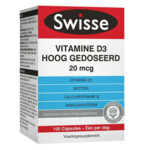 Swisse Vitamine D3 Hoog Gedoseerd