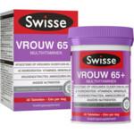 Swisse Multivitaminen Vrouw 65+