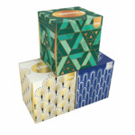 Kleenex Collection Cube Triobox
