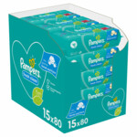 Pampers Billendoekjes Fresh Clean Navulpak