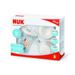 Nuk Learn to Drink-set Transparant