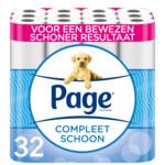Page Toiletpapier Compleet Schoon  32 stuks
