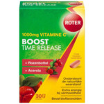 Roter Vitamine C 1000 mg Pro boost time released