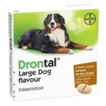 Drontal Hond Ontwormingsmiddel vanaf 35kg