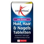 Lucovitaal Huid Haar Nagels met Biotine  60 tabletten