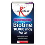 Lucovitaal Biotine 10.000 mcg Forte