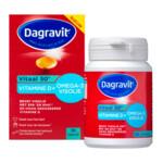 Dagravit Vitaal 50+ Vitamine D & Omega-3 Visolie