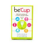 BeCup Menstruatie Cup 1