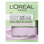 L'Oréal Skin Expert Pure Clay Masker Anti Roodheid Kalmerend  50 ml
