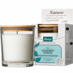 Kneipp Geurkaars Goodbye Stress - Watermint en Rosemary