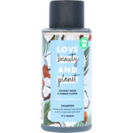 Love Beauty and Planet Shampoo Coconut Water en Mimosa Flower