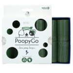 PoopyGo Eco Friendly Poepzakjes met Lavendelgeur