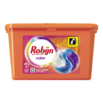 Robijn Wasmiddel 3-in-1 Capsules Color